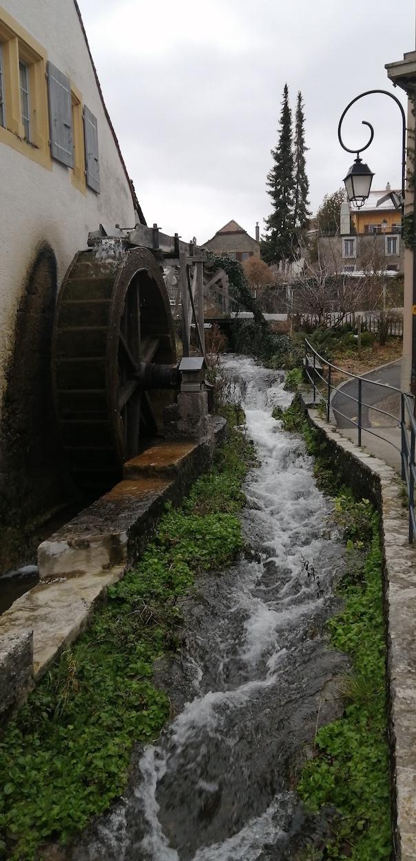 Le Moulin de St-Blaise