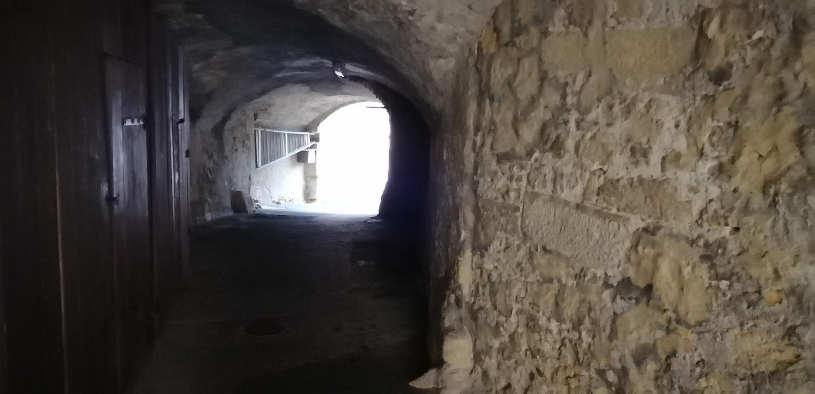 Ruelle des Voûtes, St-Blaise